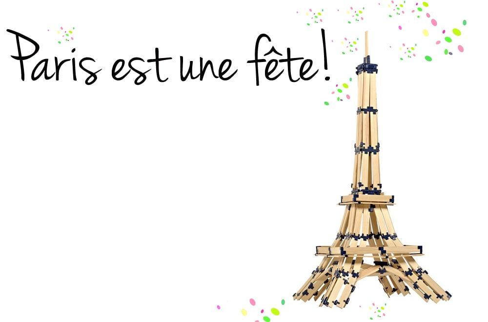 Tour Eiffel TomTecT