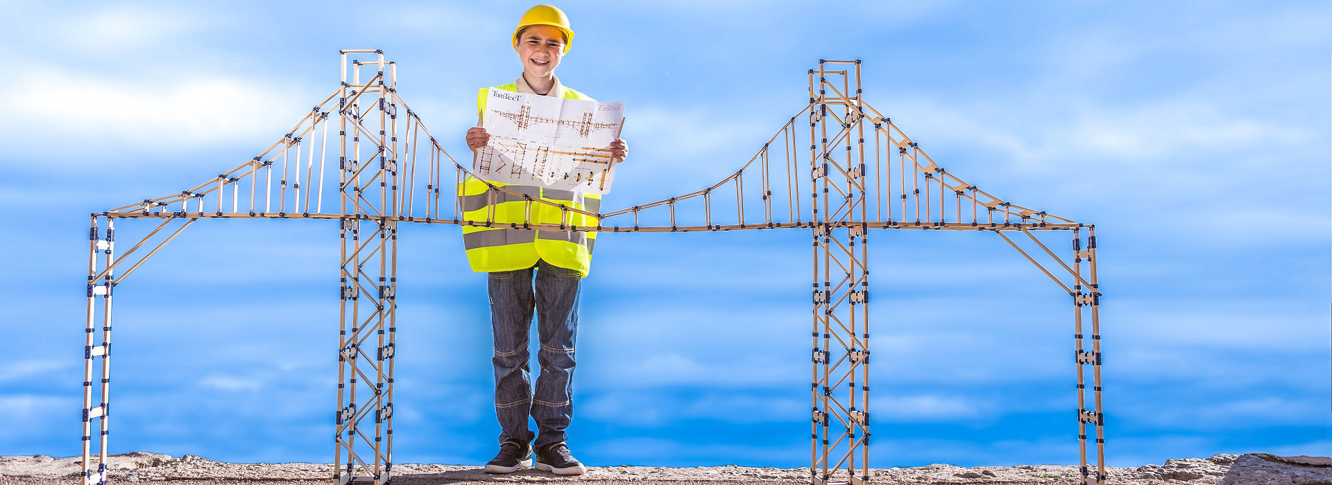Construction Bois Ecologique : Tomtect – Jeu de construction en bois ?cologique – TomTecT