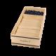 TomTecT - Coffret 420 éléments, tomtect, bois, construction, jeux, kapla, enfants